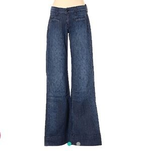 """Lucky Brand Jean - low rise, size 0, 35"""" inseam"""